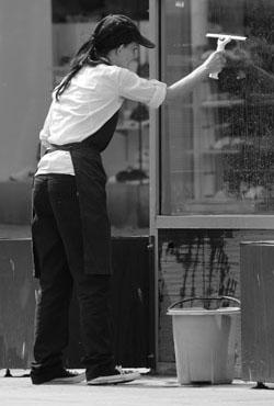 fönsterputsning i stockholm